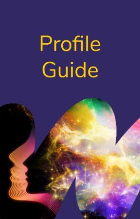Profile Guide by WattpadSpiritual
