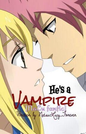 He's a Vampire ♡ NaLu ✔ by parkjiminswings