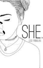 She. by LeidFinnigan
