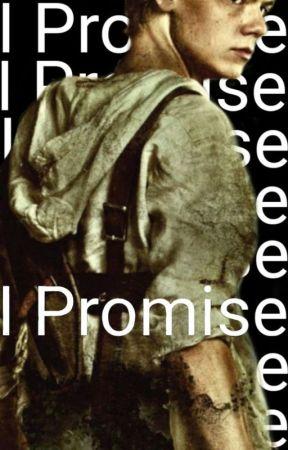 I Promise newt x reader  by Xxharley03herronxX