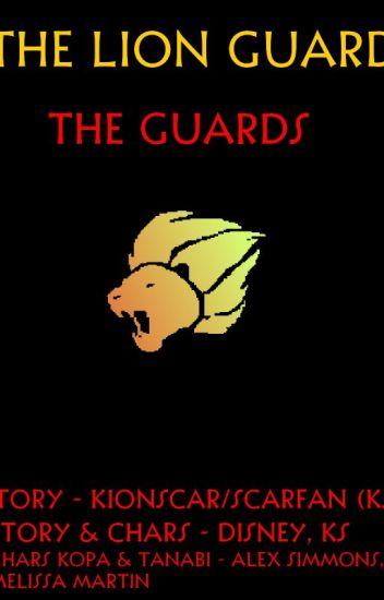 TLG - The Guards, Book I