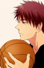 Kagami x Reader by rainbowmind