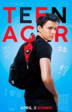 TEENAGER, Peter Parker by aestuantic