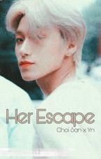 Her Escape; sanXreader by trindao