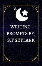 Fantasy writing prompts by SFSkylark