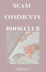 Scam Comments book club by BookClub5