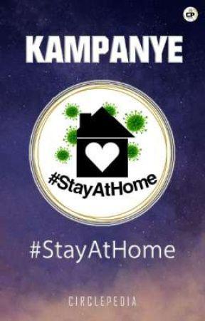 Kampanye #StayAtHome by Coldayy