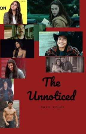 THE UNNOTICED SWAN SISTER (A JACOB BLACK LOVE STORY) by bezzgirlever