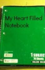 My Heart Filled Notebook (For The Atty Awards) by MemoriesOfTheFlame