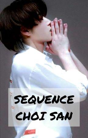 Sequence | ATEEZ SAN by scribbledoutstories