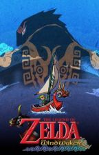 The Legend of Zelda: The Wind Waker by prestonraburn