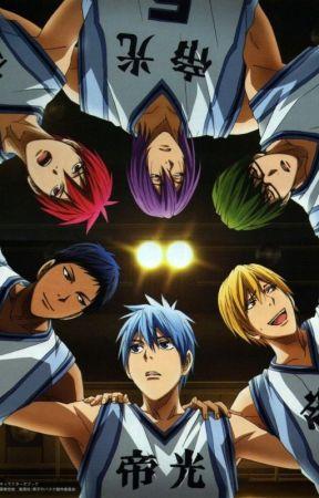Kuroko No Basket L Ombre De La Génération Miracle Paradoxe Infinite Wattpad