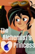 The Alchemist's Princess   Rapunzel's Tangled Adventure by LytleLadibug