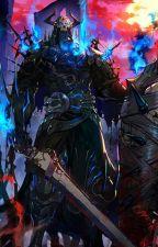 Grand Elder Blood Witcher by SiThuGyi