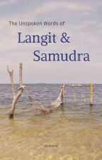 The Unspoken Words of Langit and Samudra by rindivelaa