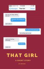 That Girl by dncknh