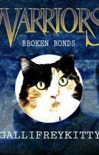Warriors: Broken Bonds by lillafril