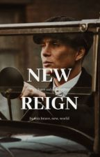 NEW REIGN || Tommy Shelby  by -ohmymy