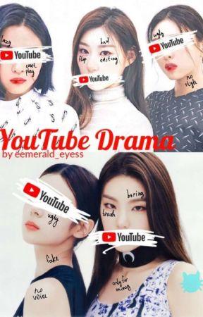 YouTube Drama (yejisu au)  by eemerald_eyess