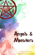 Angels and Monsters (PJO&SPN Crossover) by pegasusbox