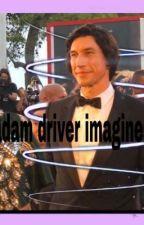 adam driver imagines  by gublertrashh