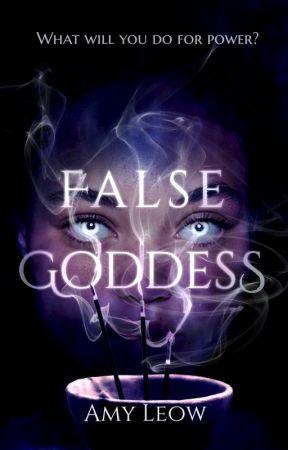 False Goddess by MissBookNut