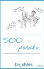 500 poruka  by ambivalentna_