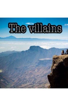 The Villains  by Laayaall