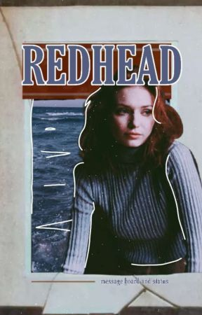 REDHEAD      .      message board and status      ! by oceansredd