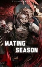 MATING SEASON • hawks  by lcvepeach