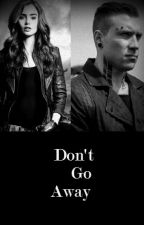 Don't Go Away - Divergent Eric/ Four x OC by bumblebubble
