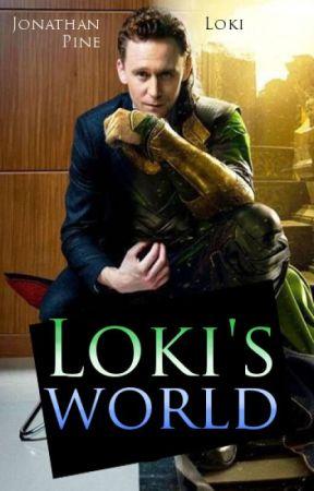 Loki's world (crossover The Night Manager/Marvel) by jajafilmE2