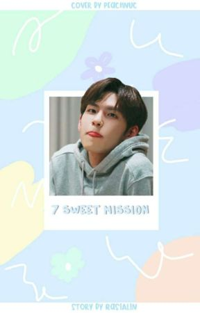 7 Sweet Mission (Wonpil Day6) by rasiAlin
