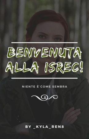 Benvenuta alla ISREC! || In pausa by _Kyla_Ren8