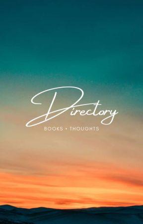 Directory  by danastj123