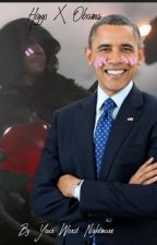 ~Higgs X Obama: A Forbidden Love~ by shoodow