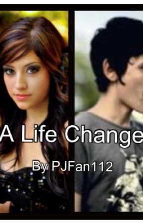 A Life Changer - Drake Jackson (PJO Fanfic.) by PJFAN112