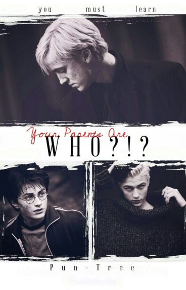 Your Parents Are Who?!? [Drarry/Mpreg]