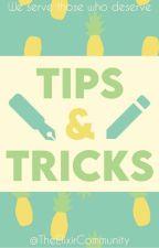 Tips and Tricks   TEC by TheElixirCommunity