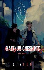 Haikyuu one-shots by SimRed