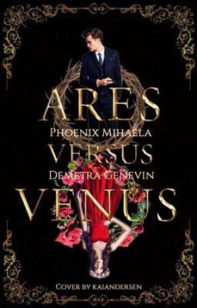 Ares versus Venus by DemetraGenevin