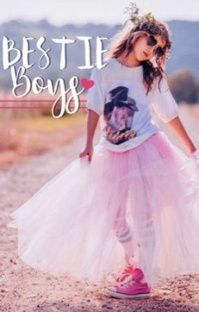 Bestie Boys by Cali_Black