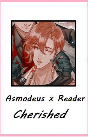 Asmodeus x Reader by EmpressWing