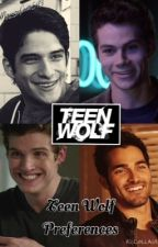 Teen Wolf Preferences by MagconLover543