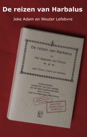 De reizen van Harbalus by JHWAdam