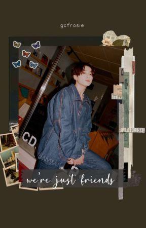 we're just friends! | rosékook by gcfrosie