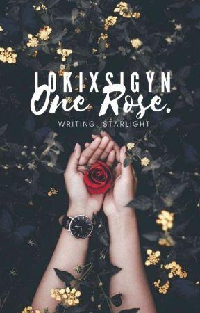 One Rose. A Loki/Sigyn story. by feysandlove