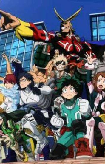 Boku No Hero Academia •fanfiction• (New Student)