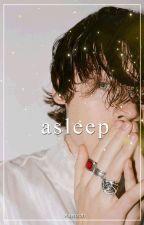asleep ; hs by wawooh