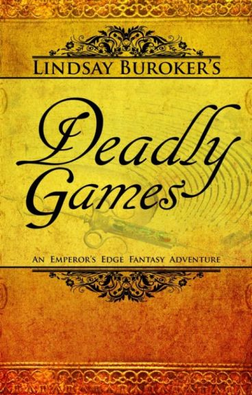 The Emperor's Edge 3: Deadly Games